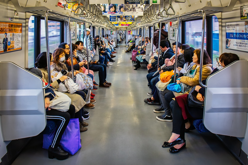 Japanese Commute