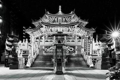 Guan at Night