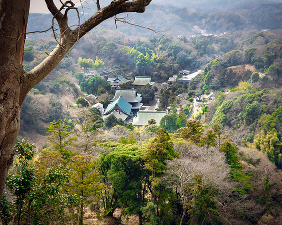 Temple in the Valley
