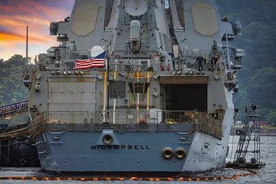USS McCampbell 2