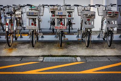 Base Bike Stand