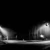 Street Fog 3 (B&W)