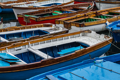 Neapolitan Fishing Boats