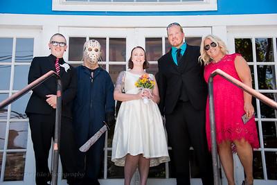 Friday the 13th Wedding 2018