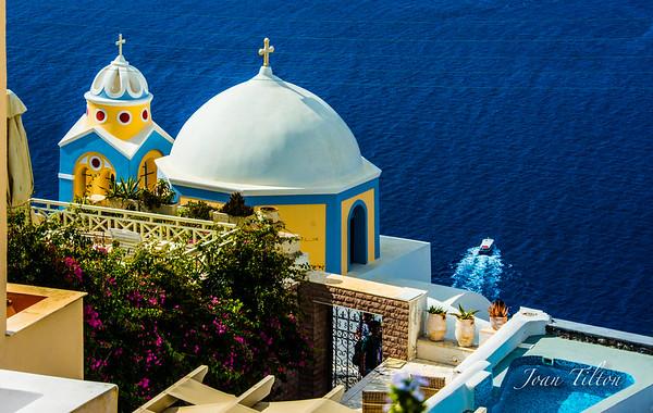 Santorin, Greece