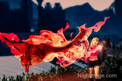 Summon a Dragon