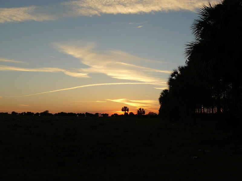 Camp the Florida Trail <br /> PHOTO by Ken Dammiller