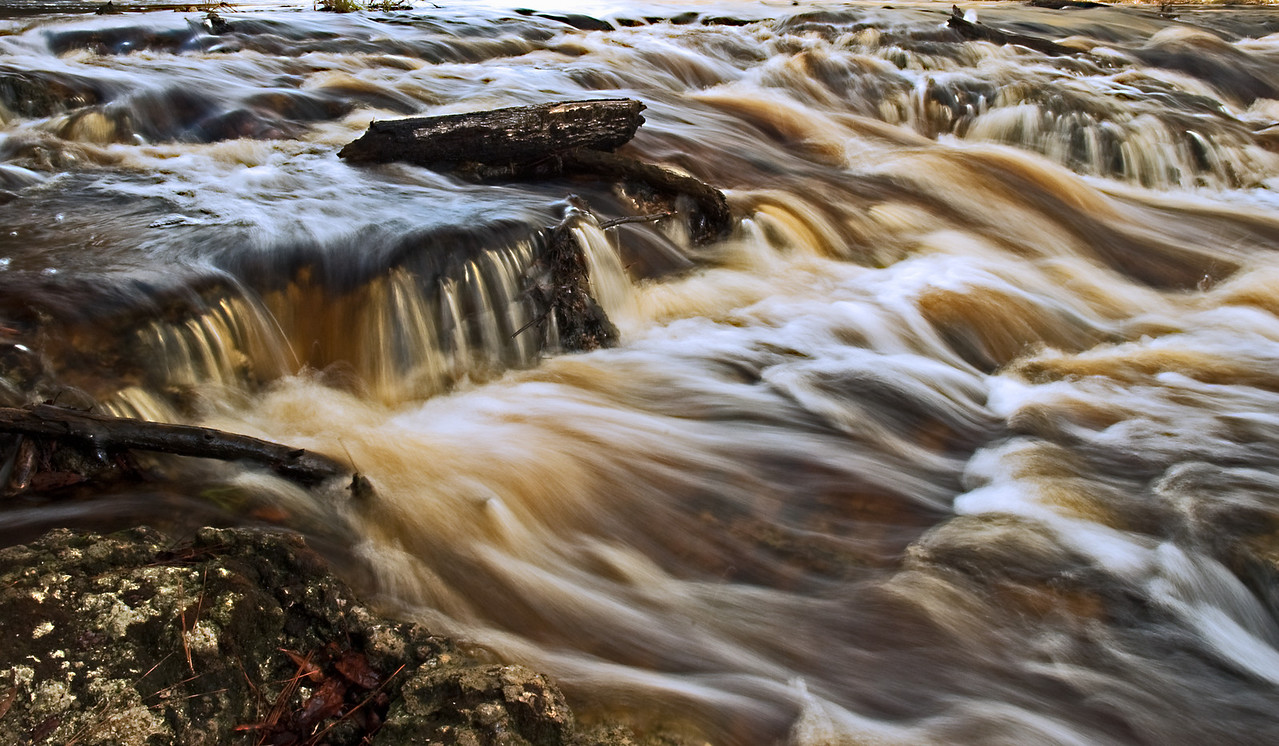 Turbulent Tranquility<br /> Photo by Mike Knox