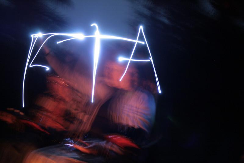 Fun Around Campfire<br /> Photo by Esther Muram