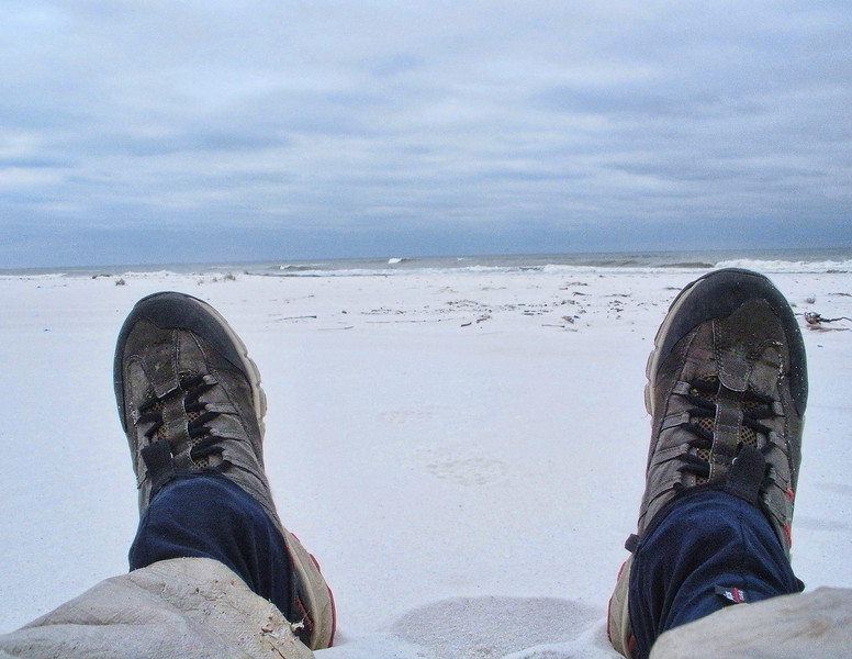 Break Time, North Navarre Beach<br /> Photo by Ed Selby