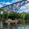 canoe high bridge