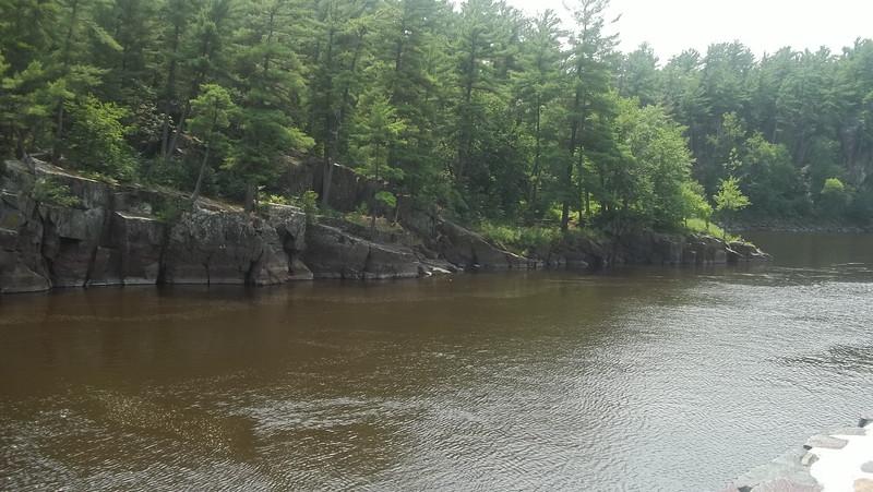 Nature's Landslide