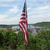 Stillwater with Flag