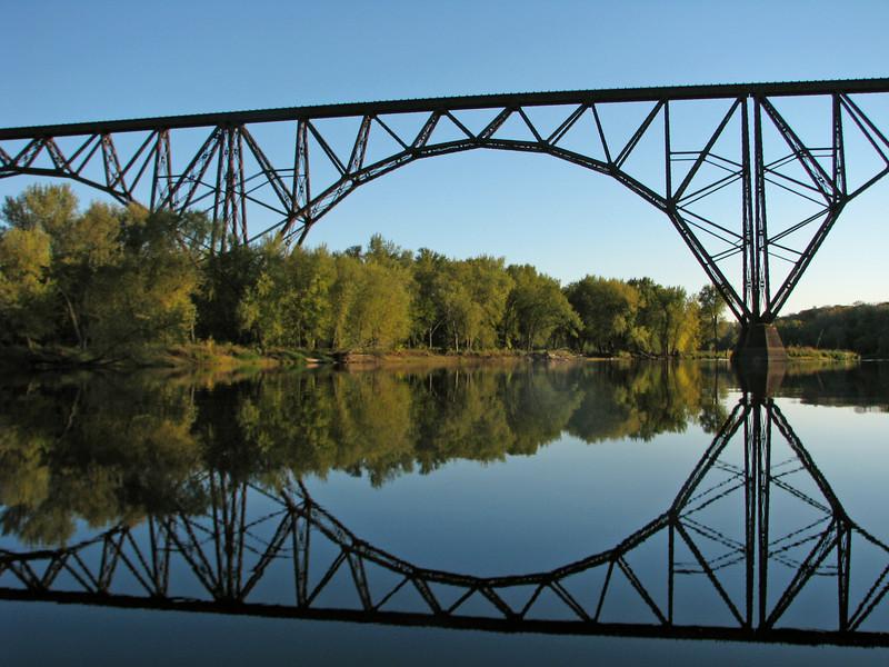 Reflections on the High Bridge