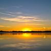 Summer Day Sunset