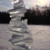 St. Croix Ice Cairn
