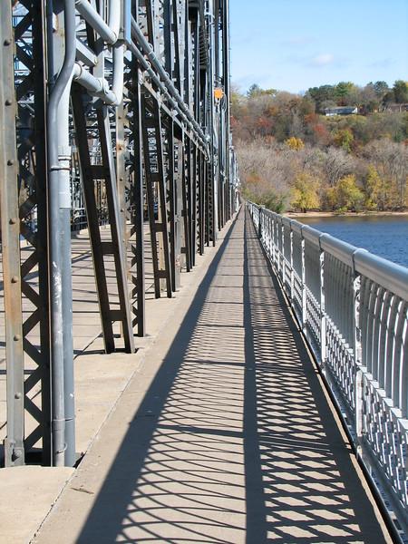 Stillwater Bridge - A Different View