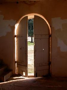 Through the Bakery Door 9x12