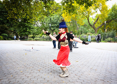 Photography Dancer! sez Come Dance With Me NY! Tompkins Sq Honk!