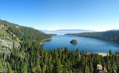 Lake Tahoe, NV & CA