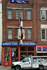 Ernest Tubb Record Shop front view