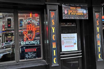 Nashville Psychic