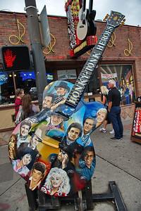 Honky Tonk Heroes Guitar