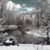 The Yuba River in Infra-Red