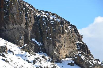 January 16 - Rock near Frenchman Reservoir