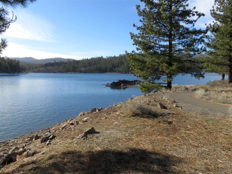 February 10, 2018 - Trip to Frenchman Reservoir