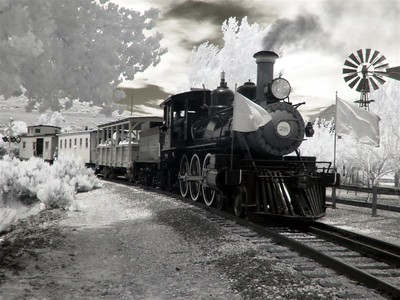 June 18 at the Carson City Rail Road Museum