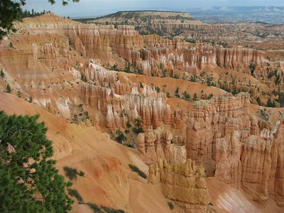 The Hoodoos in Bryce Canyon - 2016