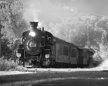 Number 486 Durango Silverton