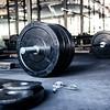 Closeup image of a fitness equipment