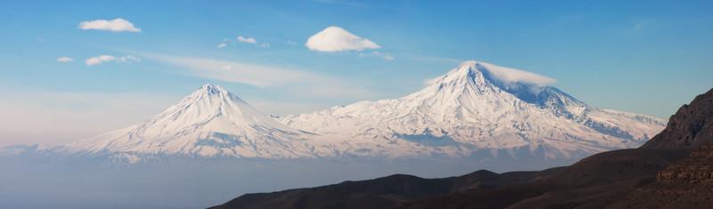 Biblical Mt. Ararat