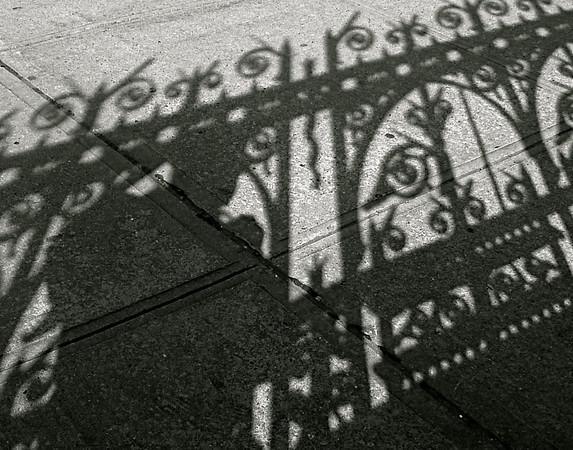Myself in Shadows