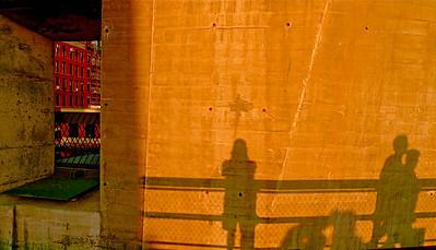 Shadows, High Line