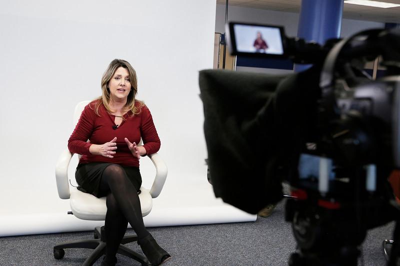 Nadine Woodward Video Recording
