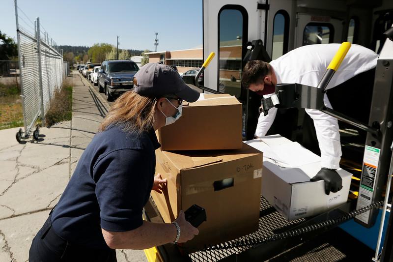 Greater Spokane County Meals on Wheels and Spokane Transit Authority