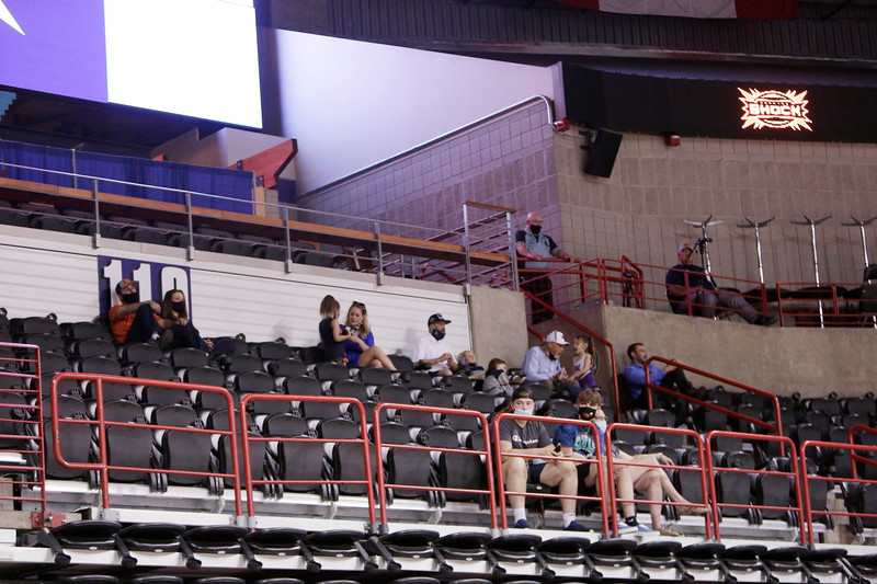 Frisco Fighters vs. Spokane Shock Football Game