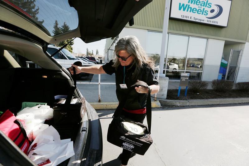 Greater Spokane County Meals on Wheels