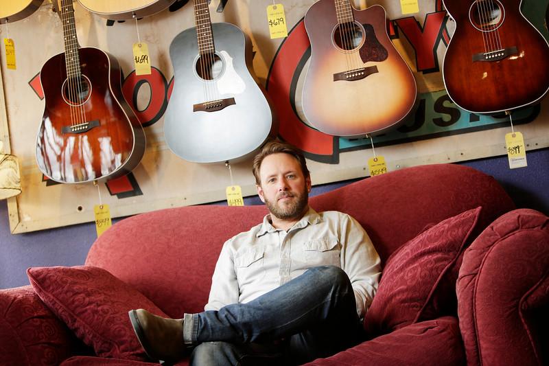 Mark's Guitar Shop