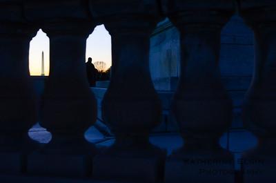 Ulysses S. Grant Memorial - Jan. 19, 2014