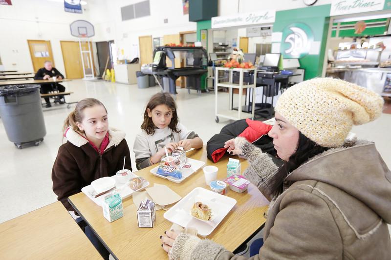 Salk Middle School Warming Center