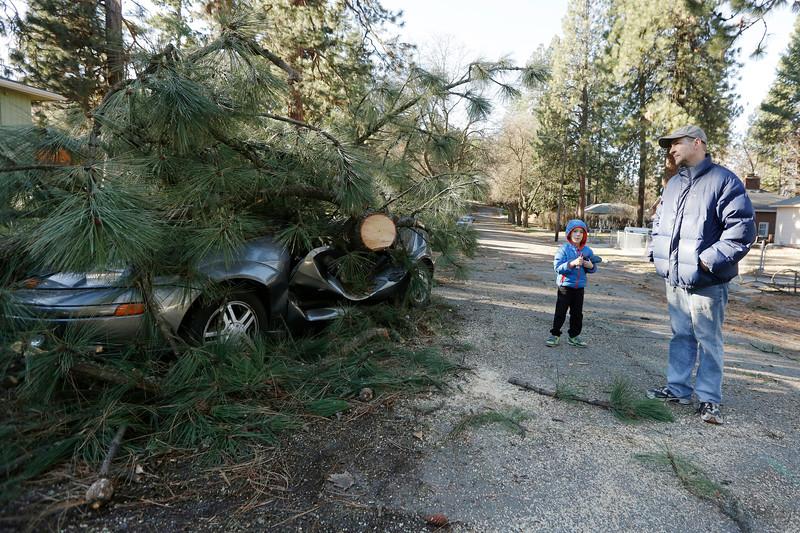 Spokane Wind Storm