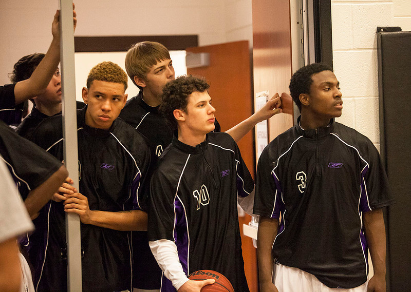 Founded in 2007, Carrboro High School has a fairly new basketball program. The Jaguars have had to work hard to create a name for themselves against older schools with a tradition of excellence in prep sports.