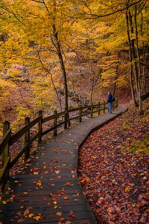 Pikes Peak State Park, Clayton County, NE Iowa