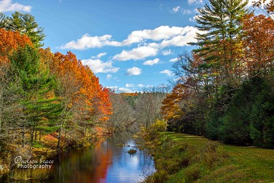 20151030-West River Uxbridge, Ma