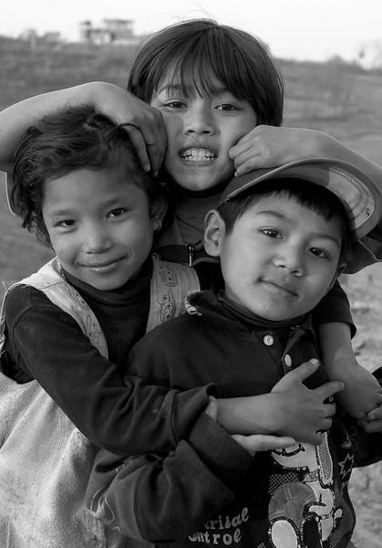 Kathmandu Valley, Nepal, 2001