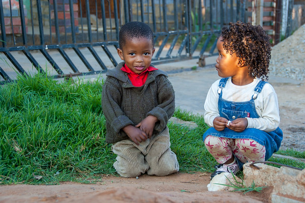Soweto - Sakheleni's Day Care Centre